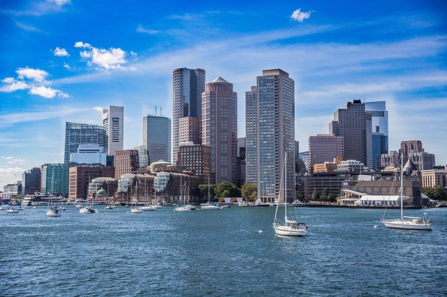 Co robić na nabrzeżu Bostonu